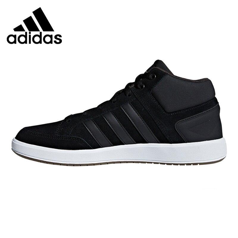 Nouveauté originale 2018 Adidas CF ALL COURT mi chaussures de Tennis pour hommes