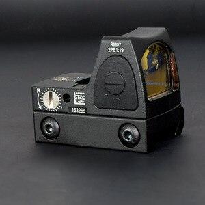 Image 5 - Коллиматор RMR Red Dot, прицел для Вивера 20 мм, для страйкбола, охоты, голографический