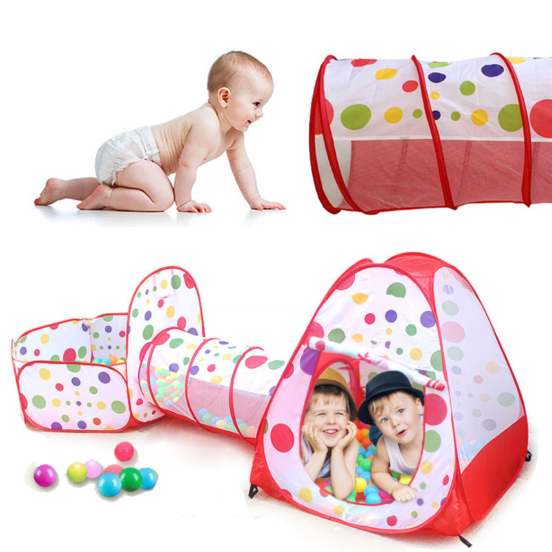 Toy-Tents-Kids-Crawling-Play-Tent-for-Baby-Cloth-House-Children-Toy-Ball-Pool-for-Ocean