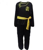 Kids Ninja Jumpsuit For Children Kids Ninja Costume Boys Ninja Costume Warrior Jumpsuit Kids Halloween Clothing