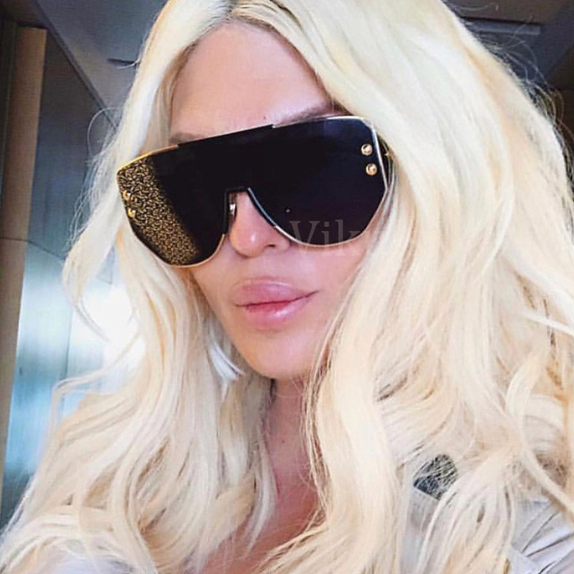 e31c600119 Unisex Celebrity Fashion Sunglasses Women 2019 High Quality France Brand  Designer Luxury Sun Glasses Black Square Sunglass Women