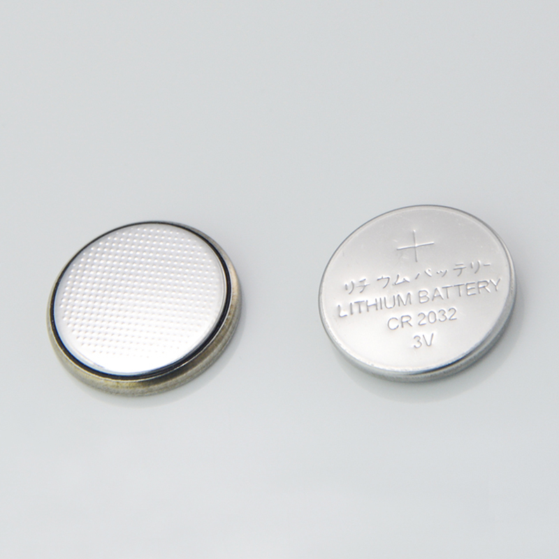 50pcs 3V CR2032 cr2032 Lithium li ion Button Cell Battery BR2032 DL2032 ECR2032 KCR2032 Coin Cell Batteria Watch batterij cr2032 in Button Cell Batteries from Consumer Electronics