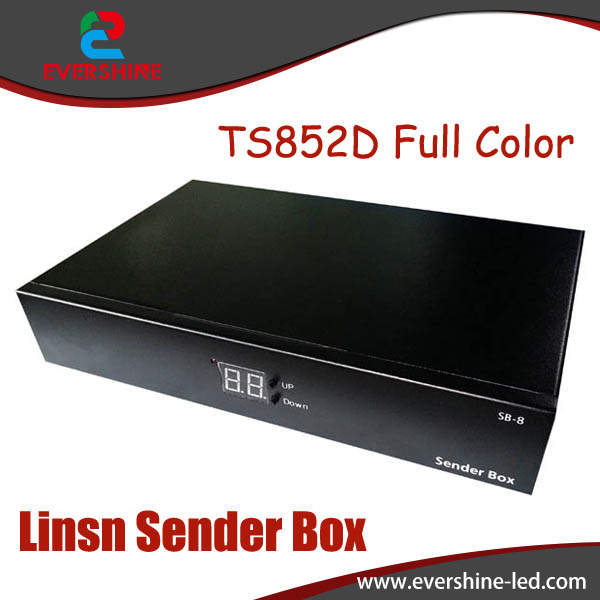 все цены на Linsn TS852D LED Screen Sending Card Box External Sending Card LED Video control system онлайн