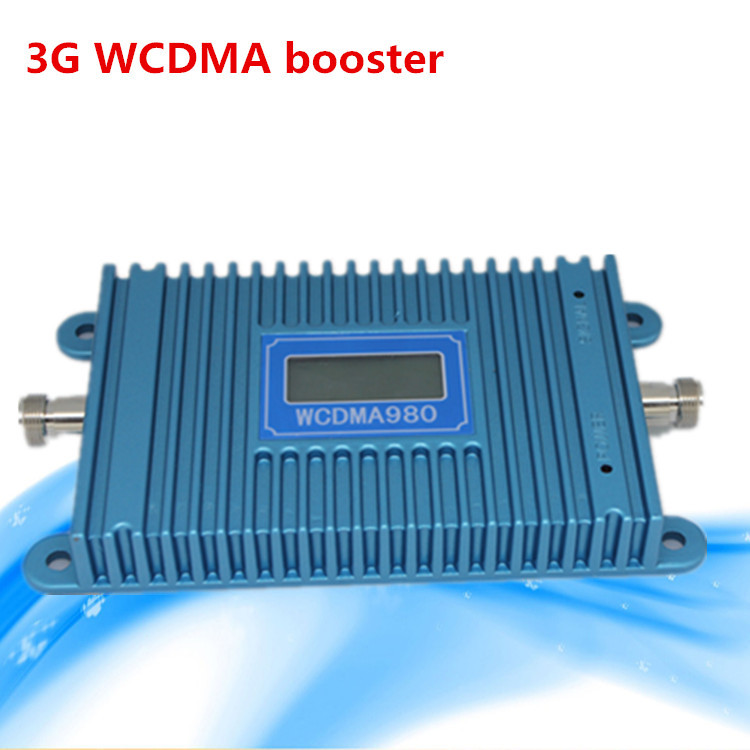 LCD Display !!! 2G 3G repeater Signal Booster WCDMA 3G Signal Amplifier Mobile Phone 2100 Mhz Signal RepeaterLCD Display !!! 2G 3G repeater Signal Booster WCDMA 3G Signal Amplifier Mobile Phone 2100 Mhz Signal Repeater