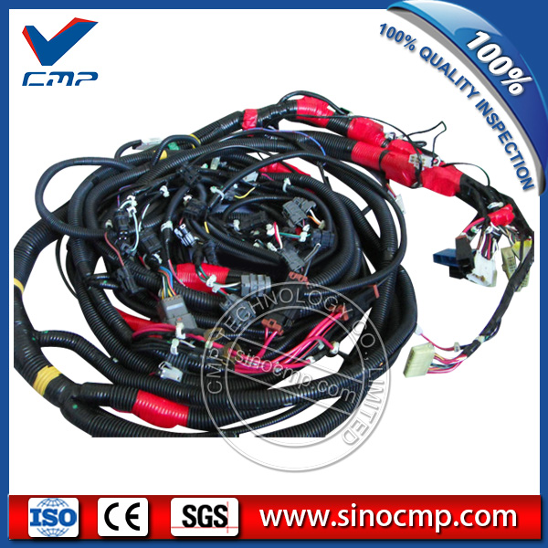 207-06-61241 Excavator wiring harness for Komatsu PC300-6207-06-61241 Excavator wiring harness for Komatsu PC300-6