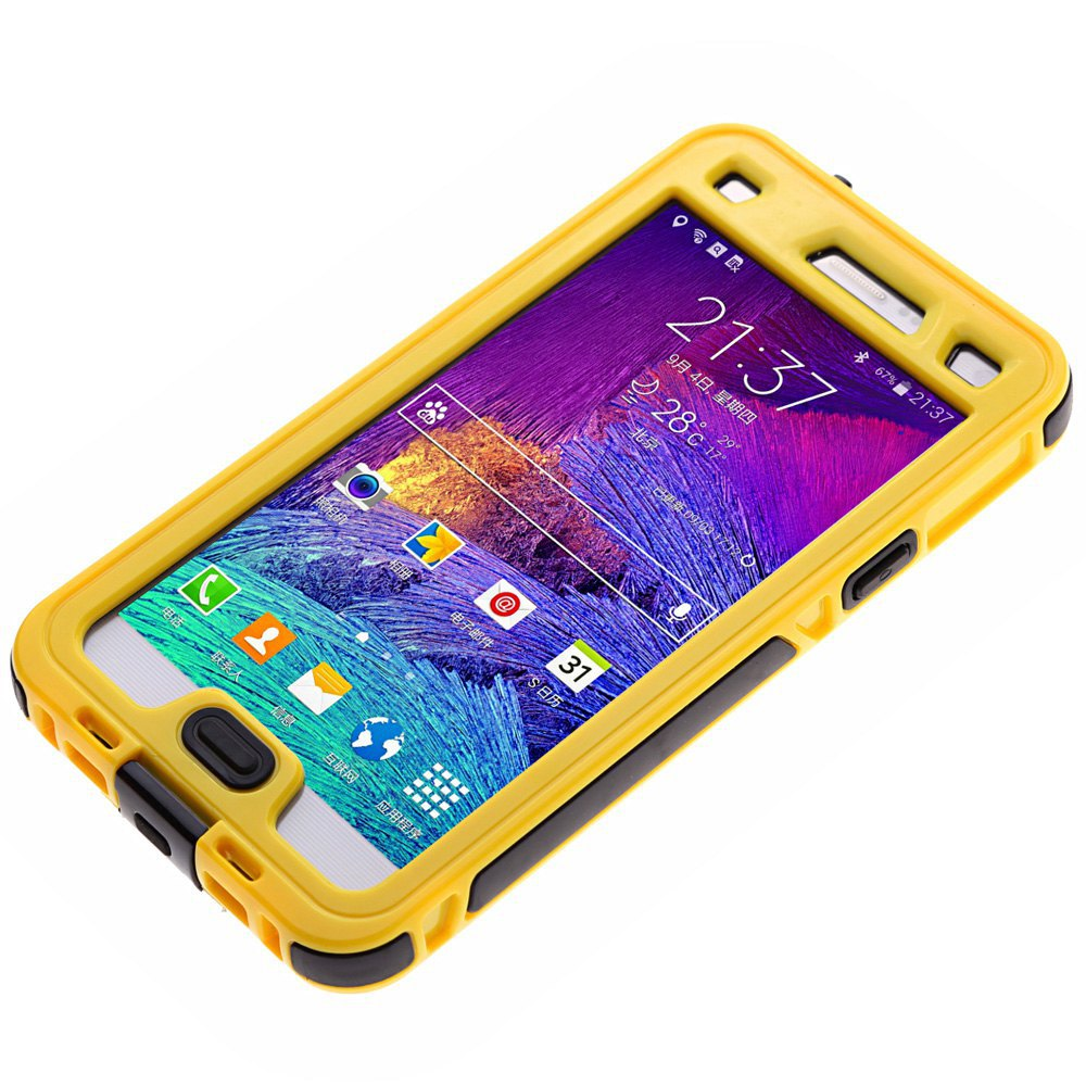 promo code ae56b 589c3 Novelty Inclosed Underwater Waterproof Case for Samsung Galaxy Note ...
