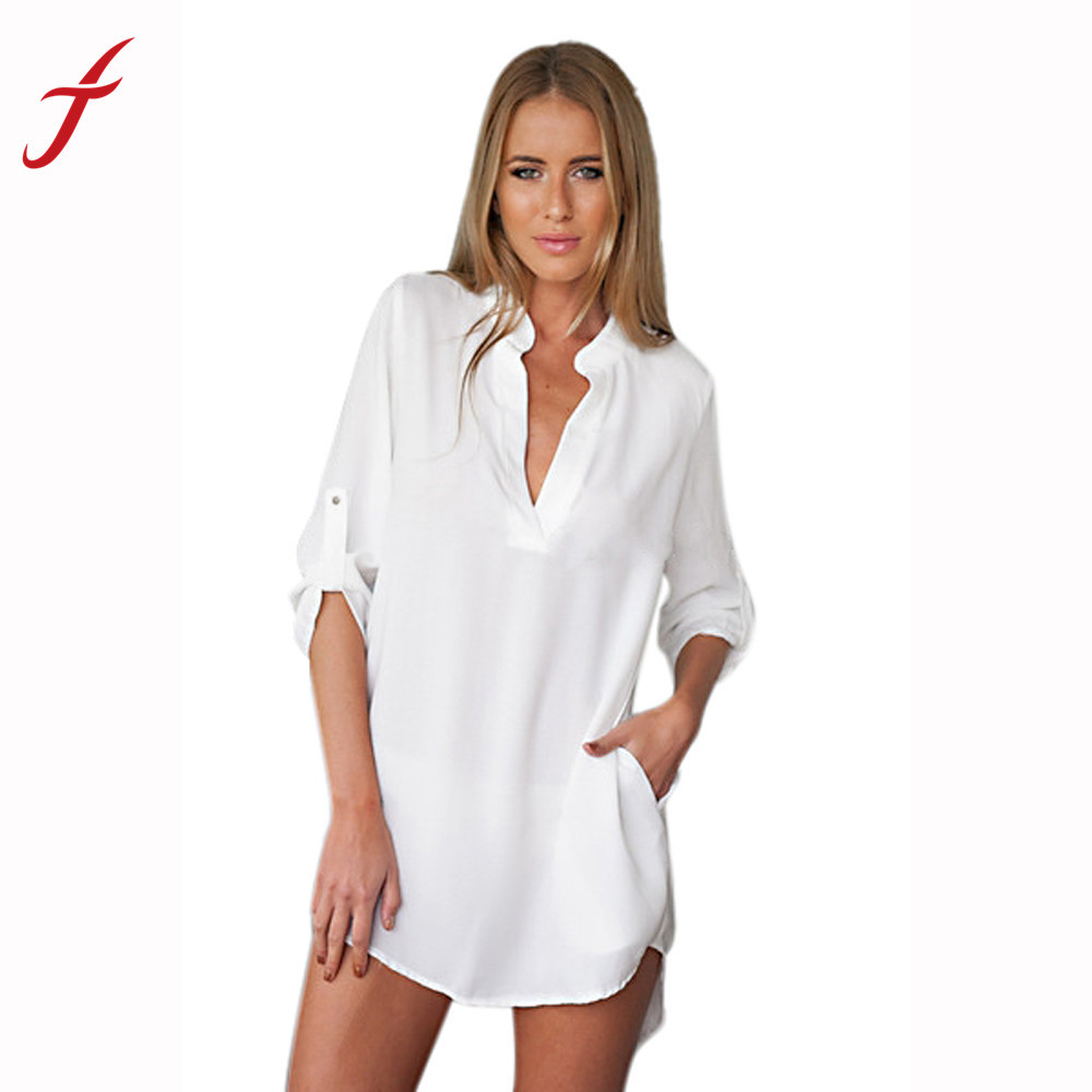 Buy feitong 2016 autumn dress women for Where to buy a dress shirt
