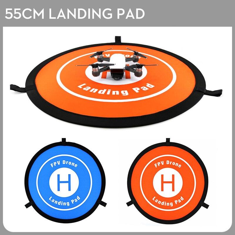 55 cm Fast-fold Atterraggio Pad Universale FPV Drone Parcheggio Grembiule Pad Per DJI Spark Mavic Pro Drone