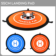 55cm Fast-fold Landing Pad Universal FPV Drone Parking Apron Pad For DJI Spark Mavic Pro Drone