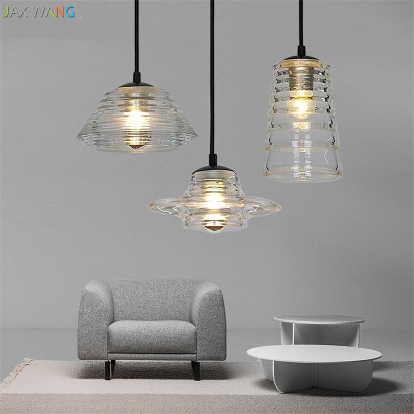 Nordic Crystal Modern Tom Dixon Pendant Lights Dining Room