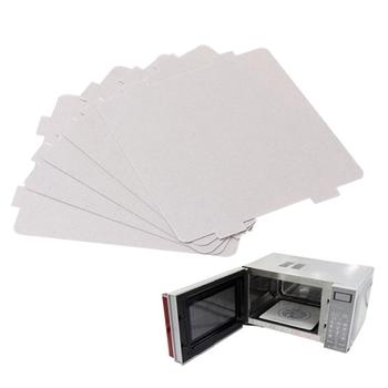 5 sztuk Mica płyty arkusze kuchenka mikrofalowa części do naprawy 108x99mm kuchnia dla Midea tanie i dobre opinie HNGCHOIGE CN (pochodzenie) Części kuchenka mikrofalowa Mica Plate