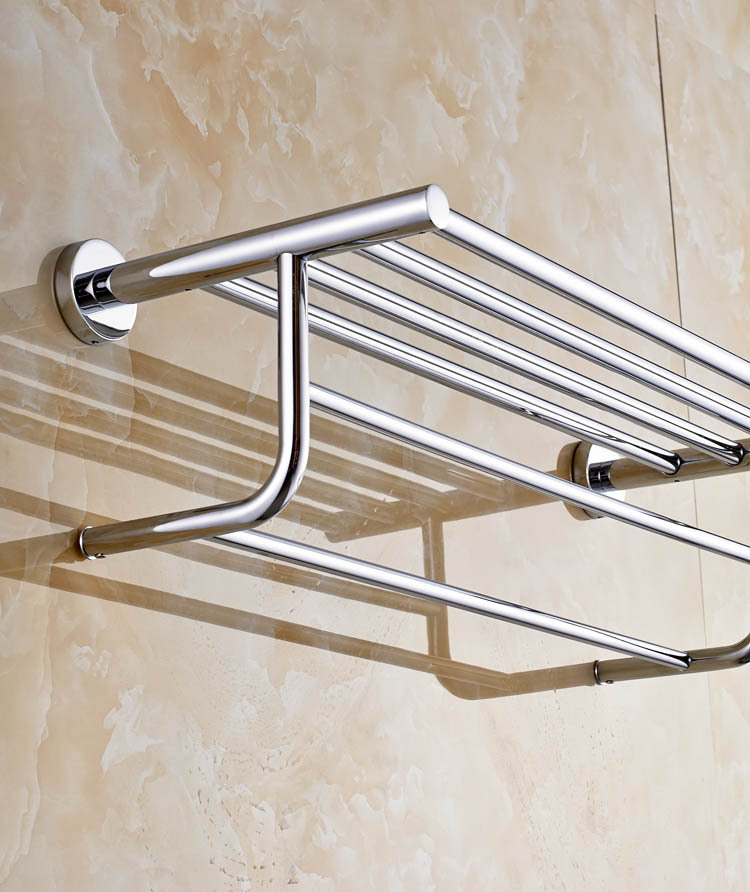 Incroyable Brass Towel Rack Bathroom Fittings Towel Shelf Towel Rail Bathroom  Accessories Towel Holder 8921 1 In Towel Racks From Home Improvement On  Aliexpress.com ...
