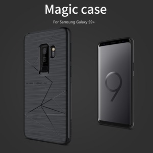 Image 3 - For Samsung Galaxy S8 Plus S10 Nillkin Wireless charging receiver Magic case For Galaxy S8 S9 case cover wireless charger case