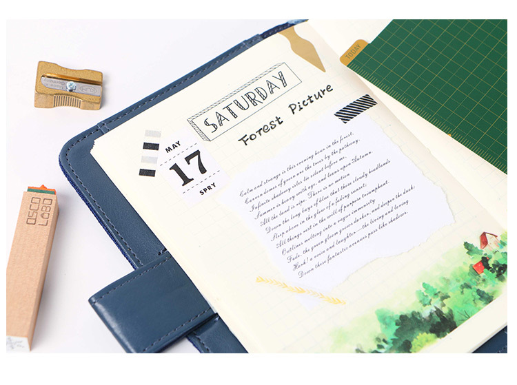 12 Sheets lot Creative Perpetual Calendar Stickers Diary Album Decorative  Stickers Flakes Office School Supplies Stationery - us319 c20ab6845b1