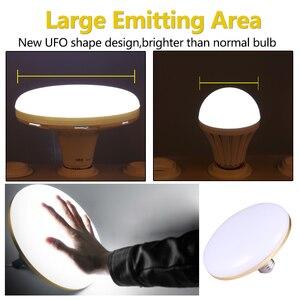 Image 4 - E27 LED 전구 빛 Led 램프 220V 15W 20W 40W 50W 60W Bombillas LED 전구 Ampoule 조명 부엌 홈 실내 조명