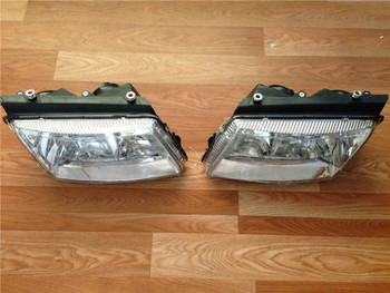 STARPAD For the old  Passat B5 Headlight / Passat B5 front headlight assembly lights assembly