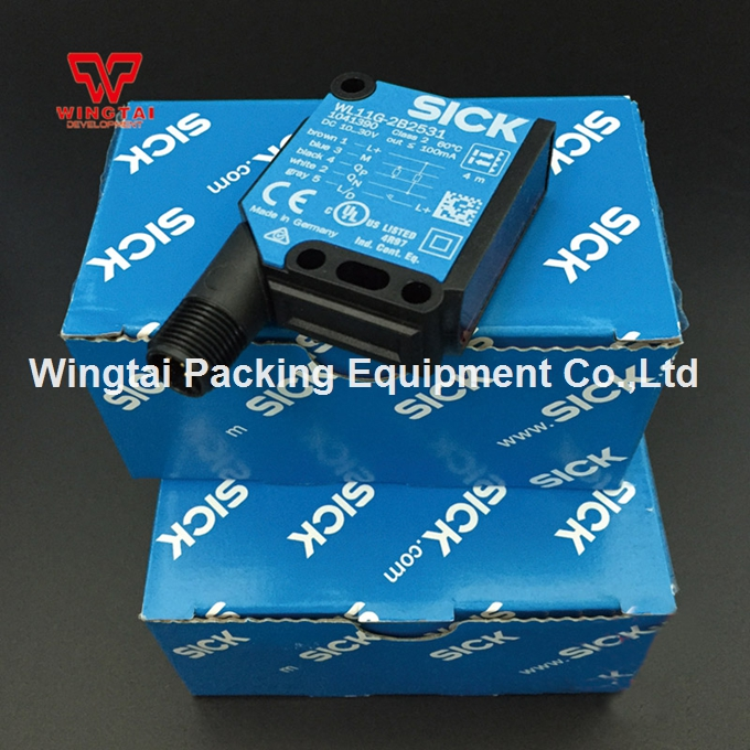 WL11G-2B2531 SICK Sensor Switch 10~30 VDC Photoelectric Switch Sensor parts photoelectric switch leveling sensor nds 83 no