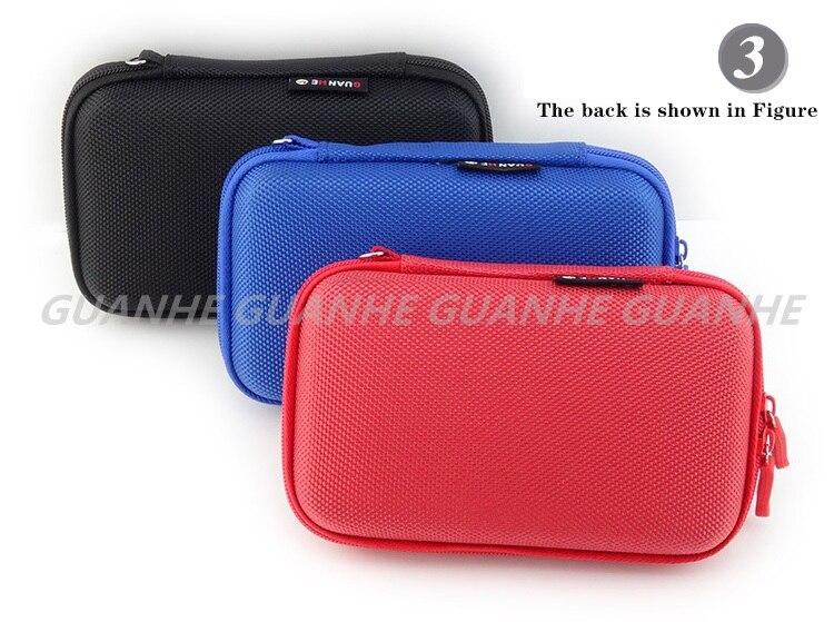 GUANHE 2.5 inch SSD HDD Kabel Organisator Tas USB Flash Drive Opslag - Externe opslag - Foto 5