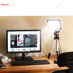 Beauty Live LED dimming lamp mobile phone beauty lighting selfie video photography lamp photo lamp set Artifact CD50 T07