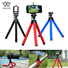 XMXCZKJ Phone Holder Flexible Octopus Tripod Bracket Expanding Stand Mount Mono-