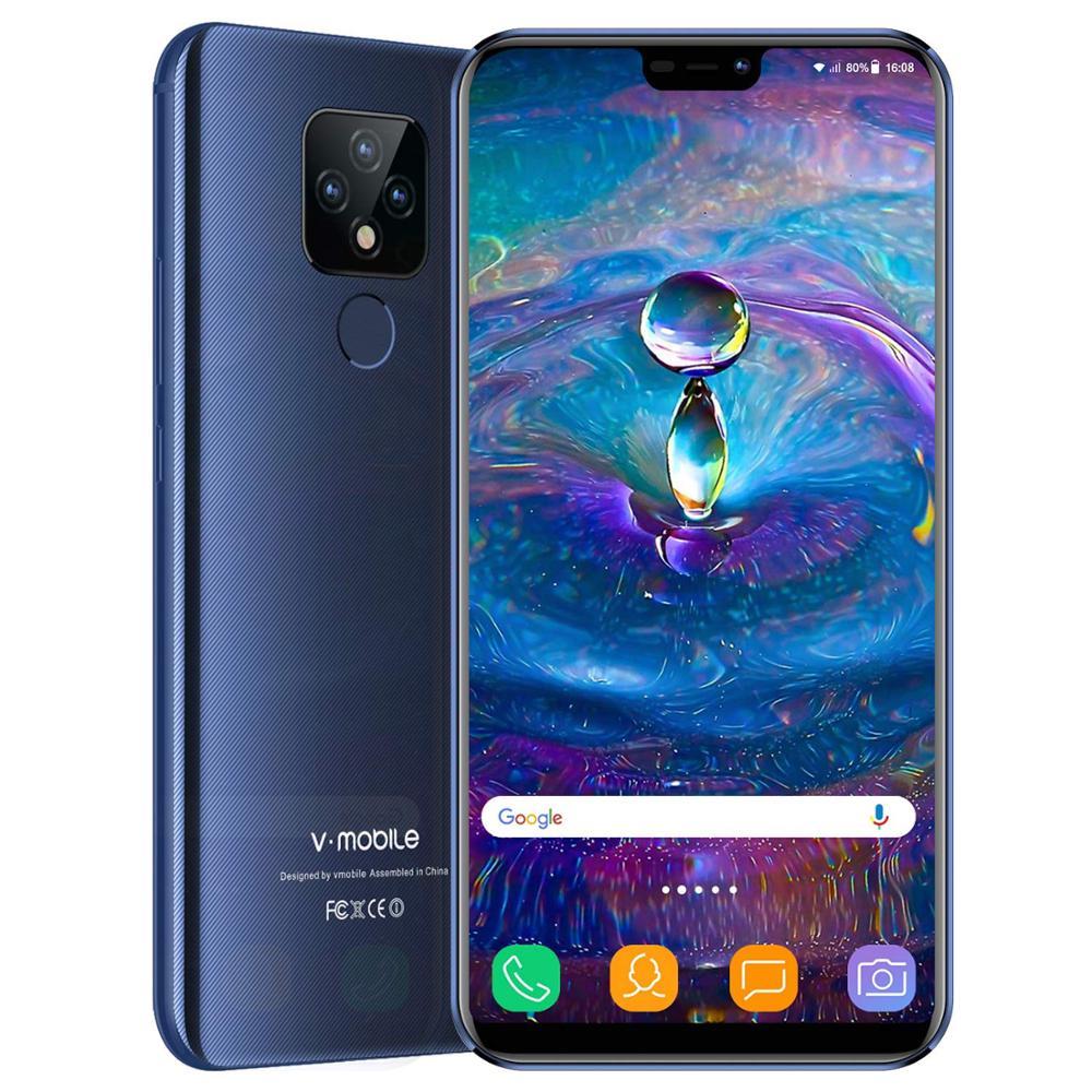 TEENO VMobile Mate 20 Mobile Phone Android 7 0 3GB 32GB Fingerprint ID 5 84 19