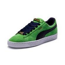 2018 free shipping Original Puma Breathable Men s Rihanna Leather Sneakers  shoes Badminton Shoes size36-44 5226e63f7