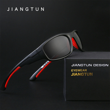 JIANGTUN Brand Promote Polarized Sunglasses New 2017 Sunglasses Men Glasses Polaroid Lens Oculos Masculino Uv400 Points