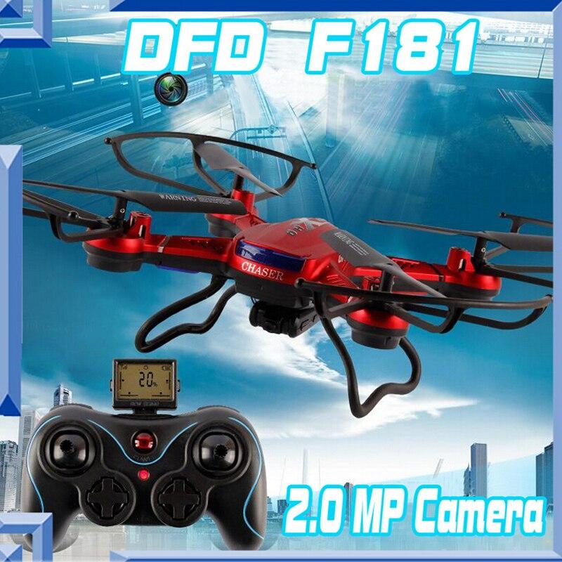 JJRC H12C Eders Quadrocopter DFD F181 Drohnen Mit Kamera HD 4CH 2,4G Fernbedienung Helicoptero