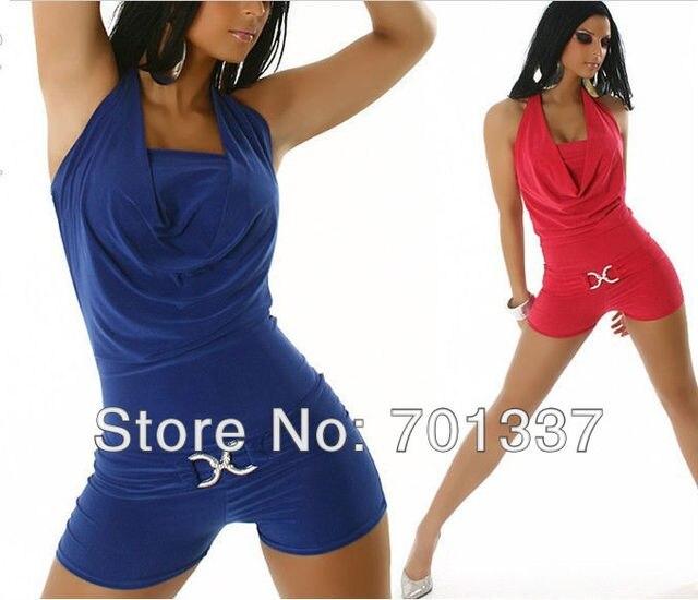 ac7304e4d57d € 10.84 |2 colores sexy ropa interior del mono del desgaste del club de  baile vestido de fiesta vestido de noche M080 en Los peluches y los Monos  de ...