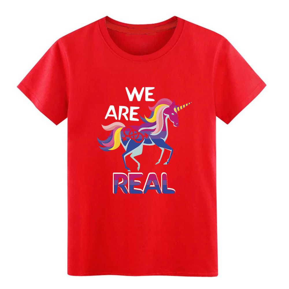 18fc2b8dc6c ... bisexual pride bisexuality unicorn and bisexual t shirt create cotton  S-XXXL clothing Interesting Casual