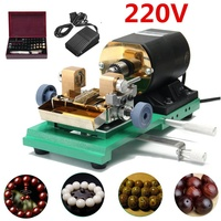 Doersupp 1Pcs 110/220V 380W Pearl Beads Drilling Holing Machine Driller Set Jewelry Jade Tool Electric Drill