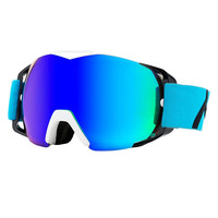 2019 New Design Ski Goggles For Men Women Snowboard Glass Anti Fog UV Protection Snow Skiing Change Lens Quickly Cheaper Selling