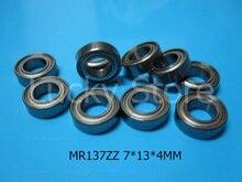 Zz герметичный радиальный хромированная подшипники миниатюрный подшипник металлический сталь мини мм