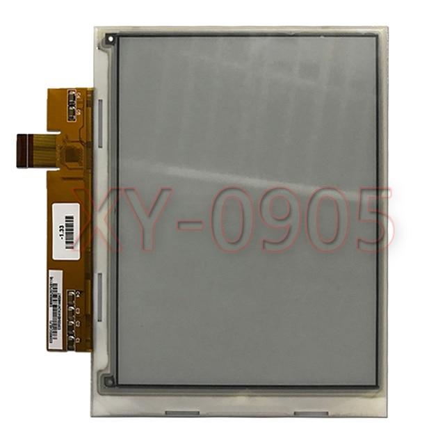 "Pantalla Compatible ED060SC4 ED060SC4(LF) pantalla LCD de 6 ""e ink para Pocketbook 301/603/611/612/613 PRS 505"