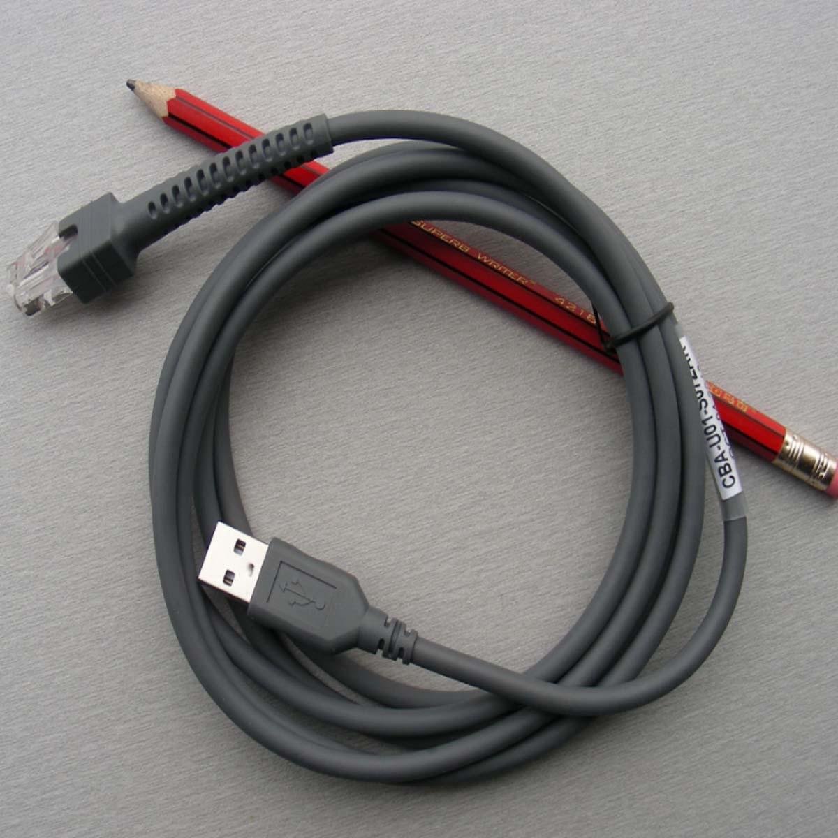 Новый cba-u01-s07zar 2 м USB кабель сканер кабель для символ Двигатель Ола LS1203 ls2208 ...