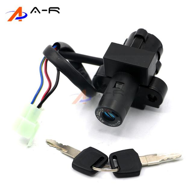 Motorcycle 3 wires ignition switch lock key set for honda vfr400 motorcycle 3 wires ignition switch lock key set for honda vfr400 nc21nc24 nc30 swarovskicordoba Choice Image