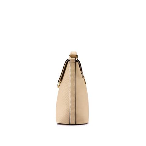 LOVEVOOK brand crossbody bags for women small shoulder bag female solid hasp handbag purse Black/Apricot/Blue messenger bag 2019 Karachi
