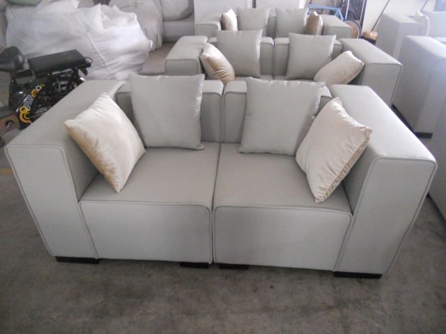 Cow Genuine Leather Sofa Set Living Room Furniture Couch Sofas Living Room  Sofa 2 Seater Love