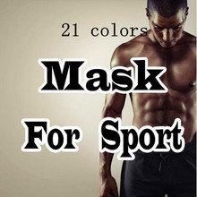 21 STYLES Sukan luar 2.0 Topeng untuk latihan Tinju, Lelaki Peralatan Perlengkapan Kebugaran Outernet Mask 2.0