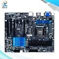 Para gigabyte ga-z77x-d3h original utilizado z77x-d3h madre de escritorio de intel Z77 LGA 1155 Para i3 i5 i7 DDR3 32G SATA3 ATX