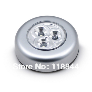 Car touch light car lights at night reading emergency small night lights LED lamp in the back seat car trunk
