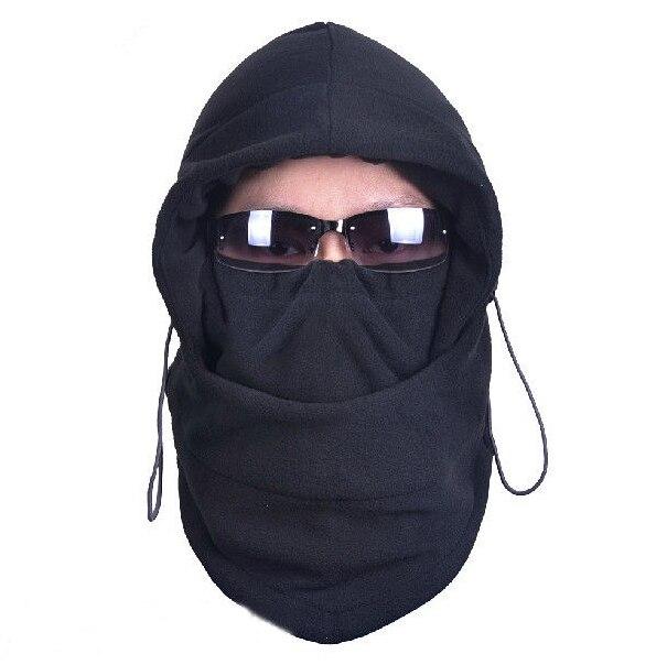 cfc582541ea 1pc Balaclava Hat Hood Bike Wind Stopper Face Mask Men Neck Warmer Winter  Motor Motorcycle Helmet