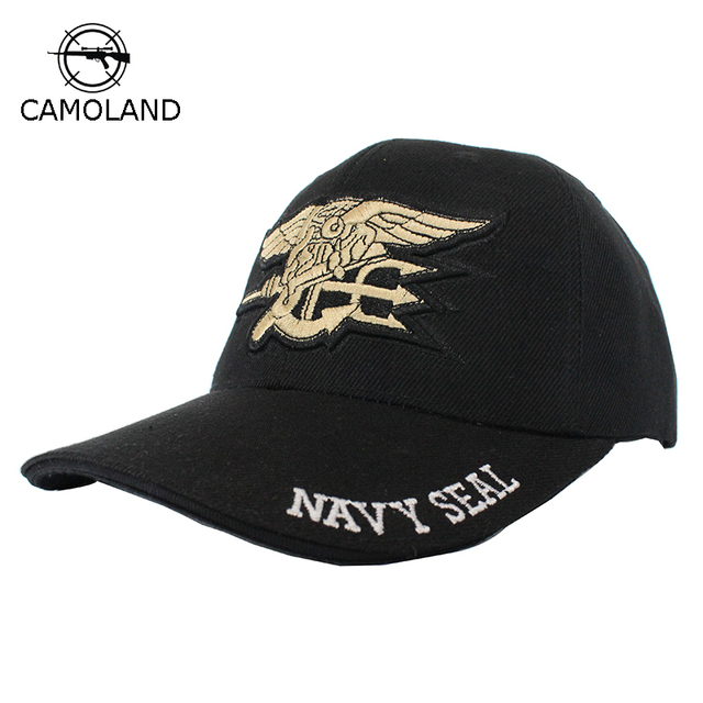 2017 New High Quality Mens US NAVY Baseball Cap Navy Seals Cap Tactical  Army Cap Trucker Gorras Snapback Hat For Adult Men cap ed7039a660f3