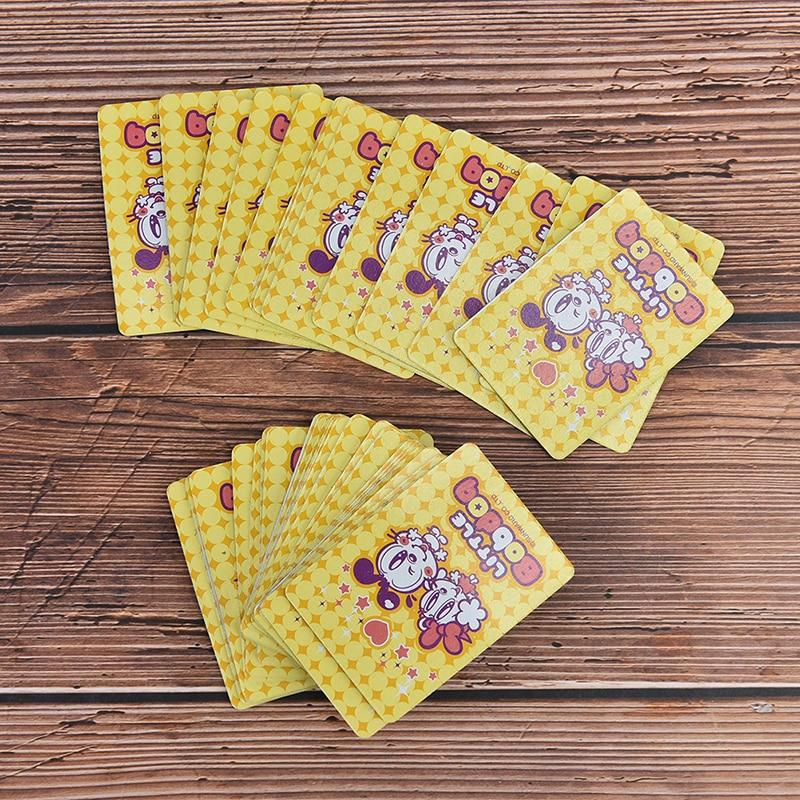 Mini Cartoon kids Poker Interesting Playing Cards Game Lovel