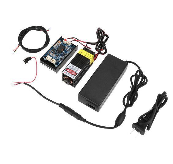 450nm 15W-Laser-Module-W-Heatsink-Fan-Support-TTL-PWM-for-DIY-Laser-Engraver-J 450nm-15W-Laser-Module-W-Heatsink-Fan-Support-T