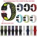 Bracelet de montre en Silicone 22 26mm bracelet facile à ajustement rapide pour Garmin Fenix 3 3HR/Fenix 5X/Fenix 5X Plus/S60/D2/MK1/Fenix 5/Fenix 5 Plus