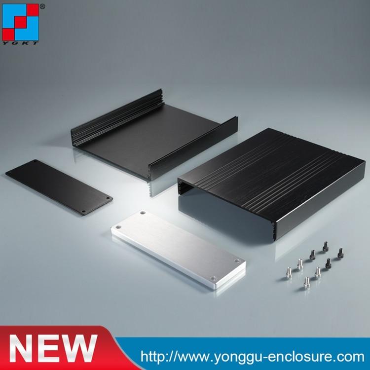YGKT 168*54*200mm (WxHxL) Eightwood En Aluminium BRICOLAGE Électronique Box Boitier