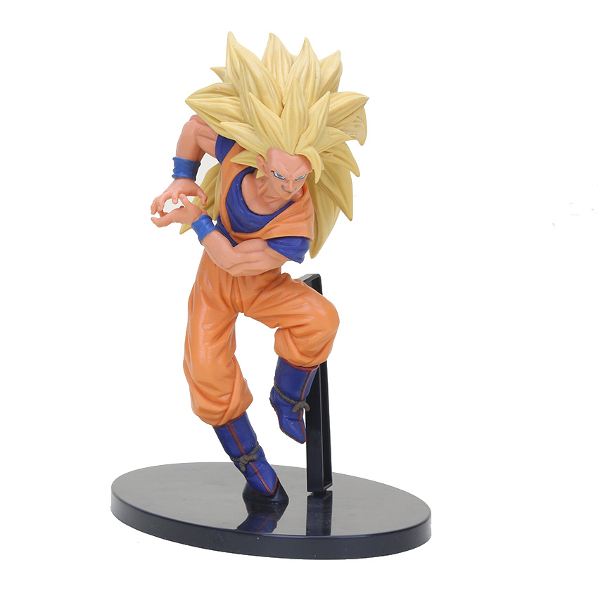Toys & Hobbies Hospitable 20cm Pvc Figurines Dragon Ball Z Action Figures Dragonball Z Figure Son Goku Super Saiyan Dbz Toys Budokai Tenkaichi 3