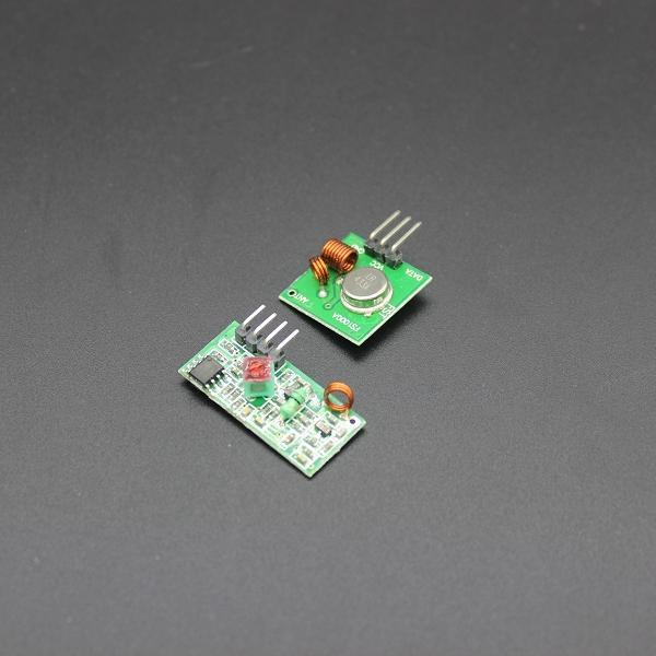 Free Shipping 15 pair Wireless RF Receiver Transmitter Module Board for Arduino Super Regeneration 433MHZ/315MHz DC5V (ASK /OOK) dra887rx 433mhz superheterodyne ask receiver module for picaxe arduino
