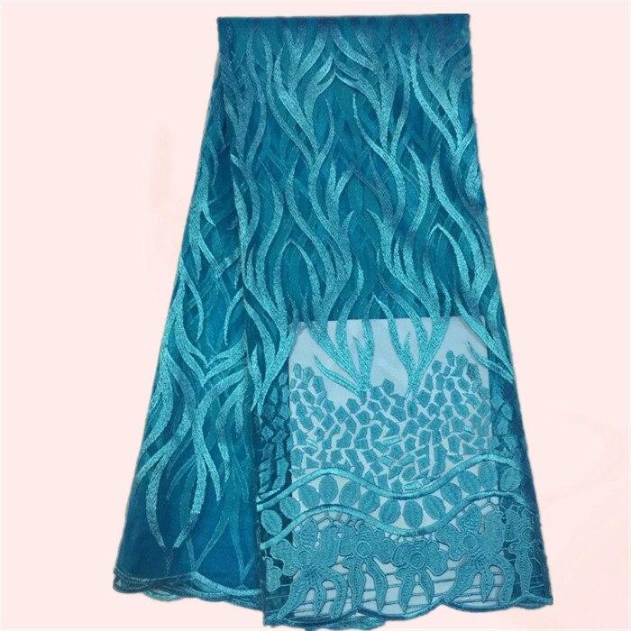 Голубой материал для платья